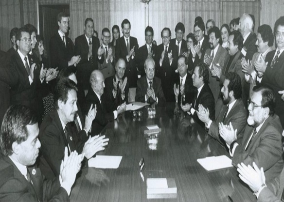28 años de la firma de la paz, ¿se han cumplido los acuerdos? – Arpas